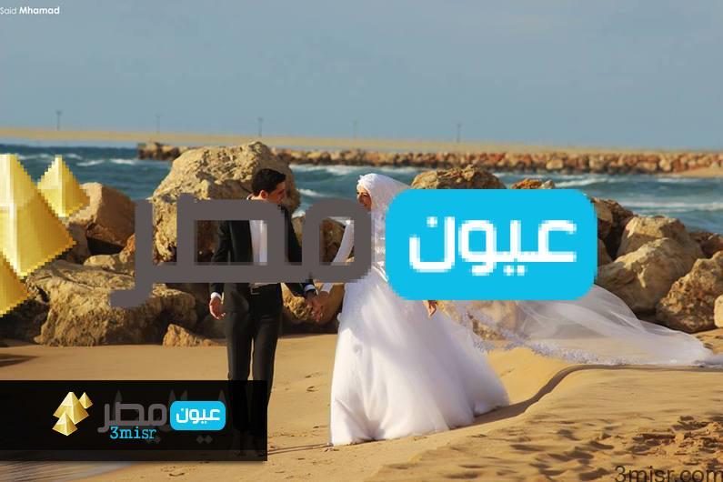 فساتين عروس محجبة صيف 2014 لليلة عمر خالدة