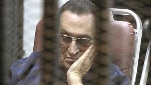 محاكمة حسني مبارك