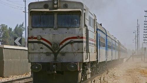 عودة حركة قطارات خط «المناشي» بعد رشق الركاب السائق بالحجارة
