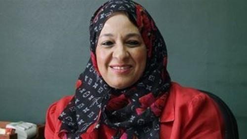 جيهان عبد الرحمن رئيس الجهاز المركزي للتنظيم والإدارة