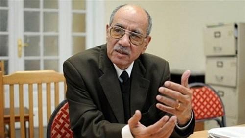 عبد الغفار شكر رئيس حزب التحالف الشعبي