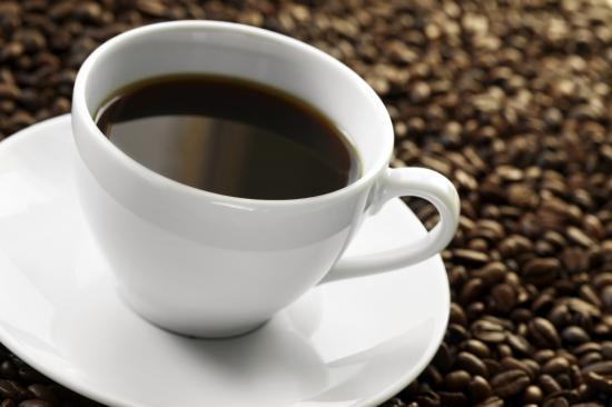 قهوة محمصة
