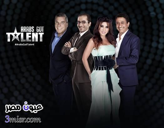 الحلقة الأولى من عرب جوت تالنت الموسم الرابع امس 4 Arabs Got Talent السبت 20-12-2014 شاهد نت