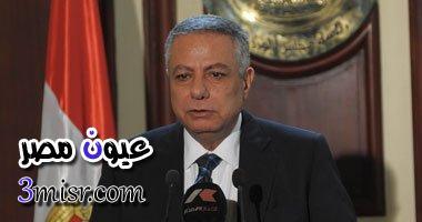 وزير التربية والتعليم د محمود أبو النصر