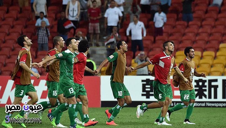 نتيجة أهداف لعبة العراق وكوريا الجنوبية 0-2 مشاهدة مباراة نصف نهائي كأس آسيا اليوم كورة اون لاين تابع لايف