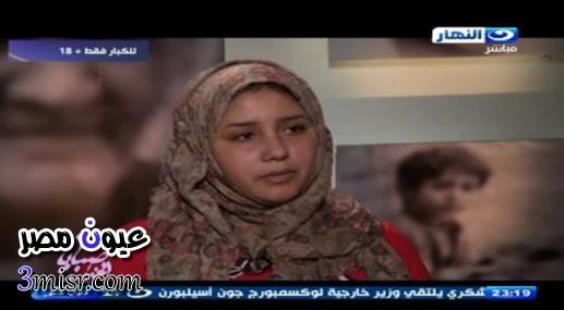 """بالفيديو ريهام سعيد تذيع لحظات الاعتداء"""" الهام خليل"""" فتاة شبرا فى صبايا الخير"""