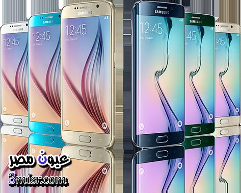 مميزات هاتف سامسونج جالاكسى اس مواصفات Samsung Galaxy S6 امكانيات وسعر الجهاز بالصور