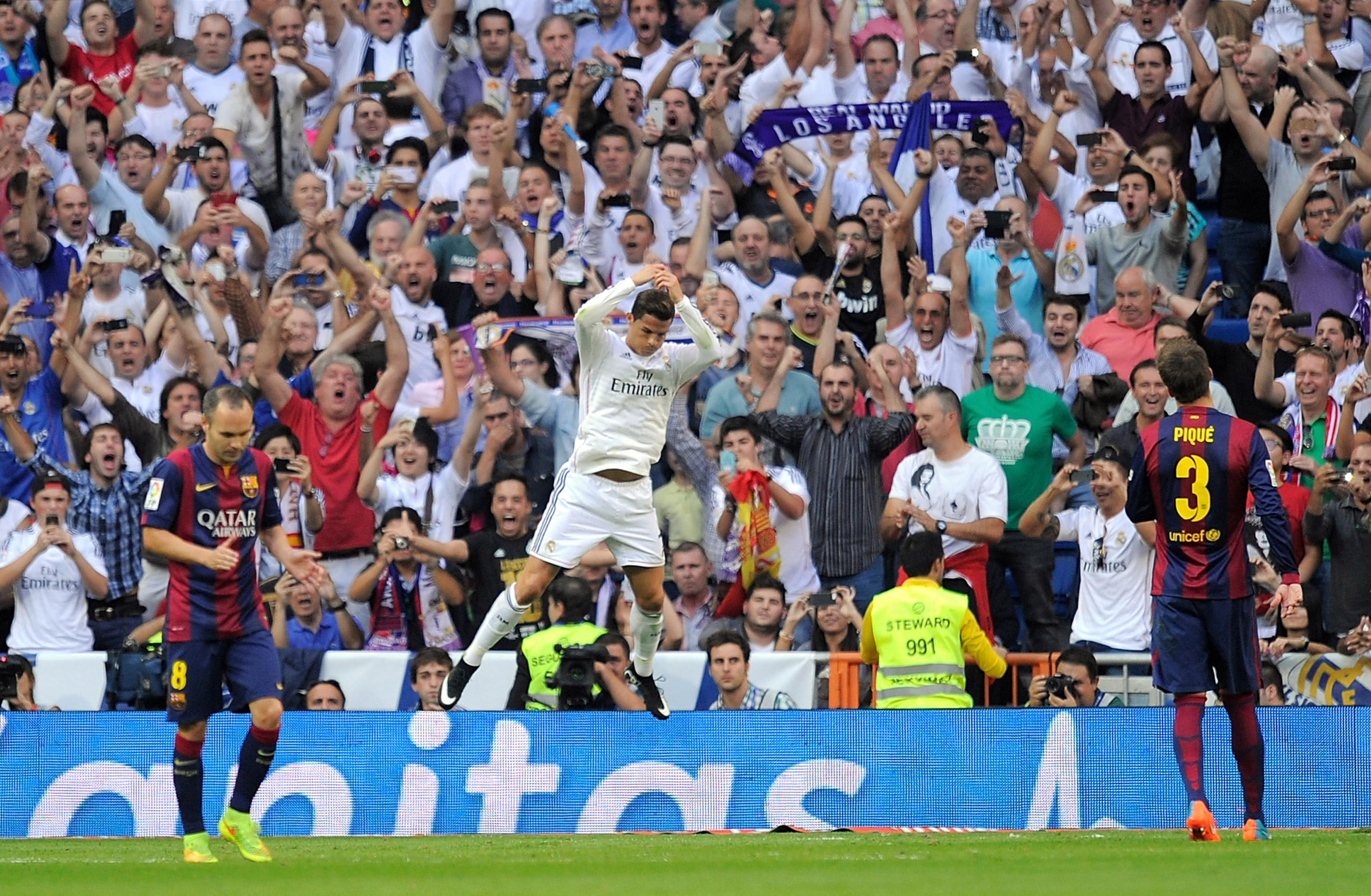 كورة اون لاين ملخص مباراة برشلونة وريال مدريد الكلاسيكو السابق وأهم الهجمات الضائعة