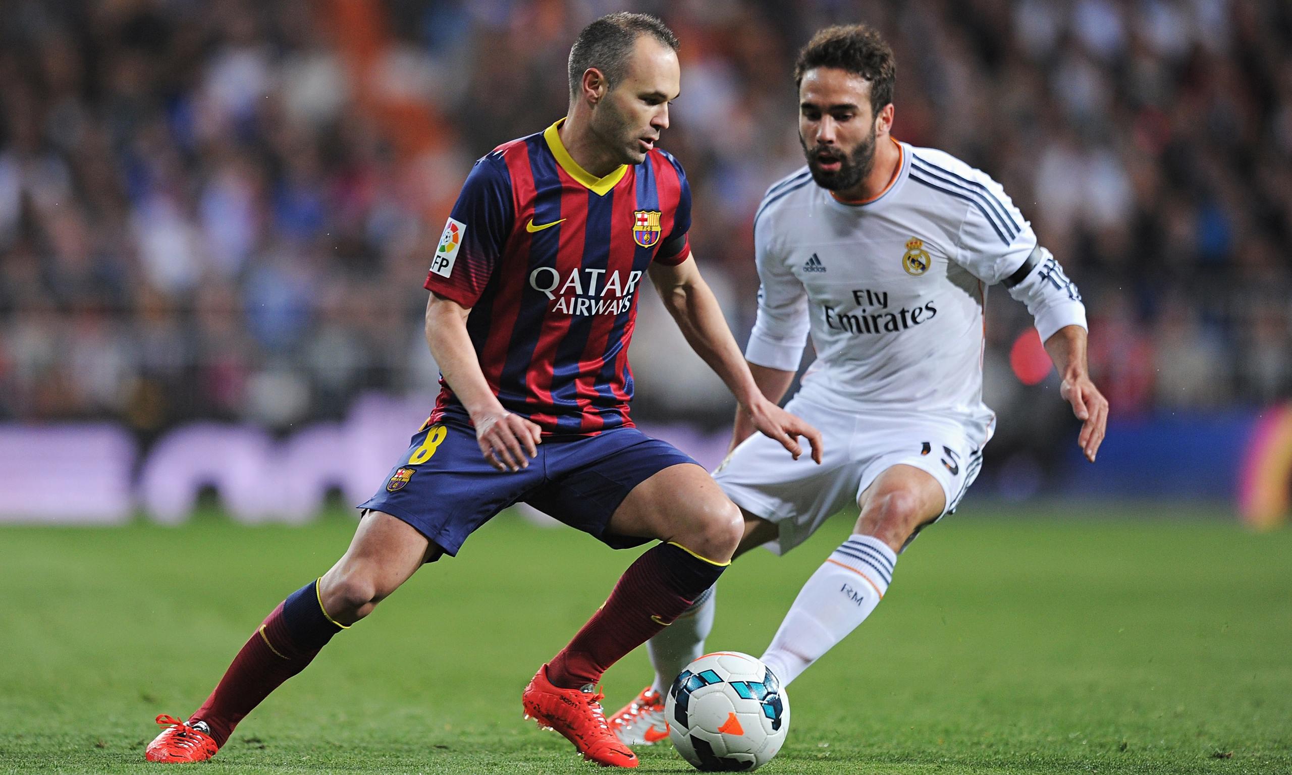 """يلا شوت: ملخص مباراة الكلاسيكو """"برشلونة وريال مدريد"""" امس 23-3-2015 قمة الكرة الأسبانية"""