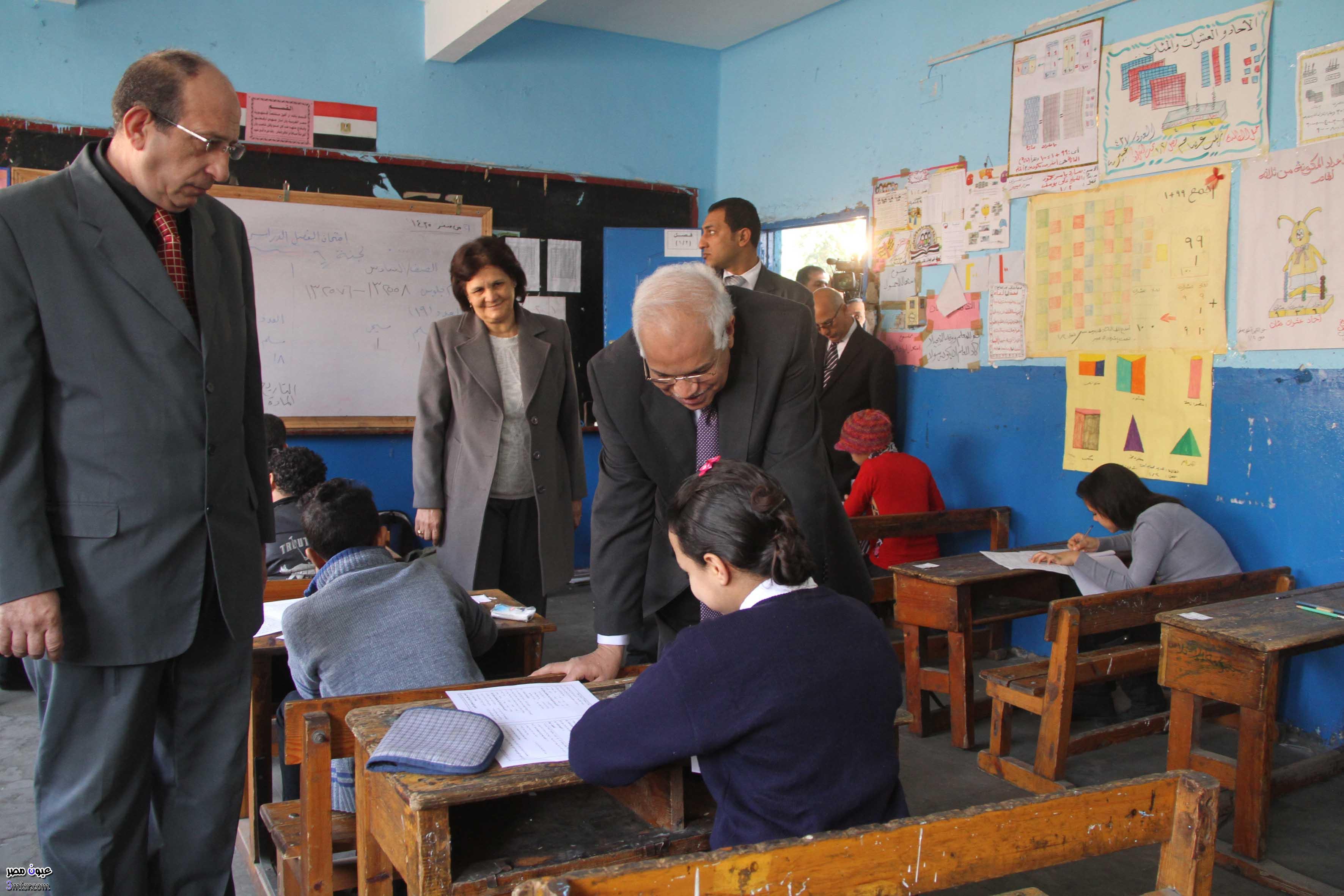 نتيجة امتحانات طلاب الشهادة الابتدائية محافظة الاسكندرية 2015