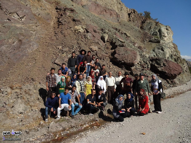اجابة امتحان الجيولوجيا للثانوية العامة 2015