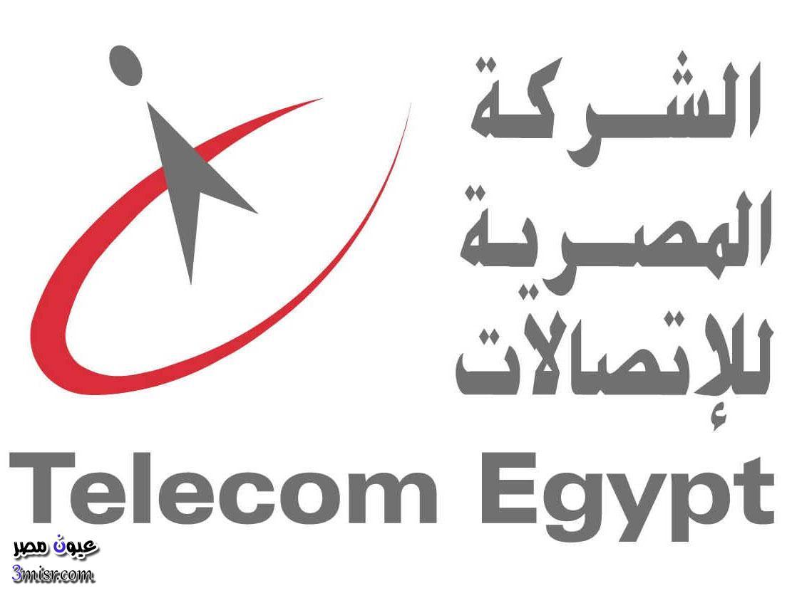 فاتورة التليفون الارضي الشركة المصرية للاتصالات