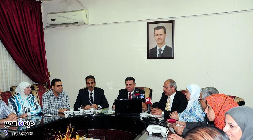 نتائج الصف التاسع فى سوريا وزارة التربية السورية شهادة التعليم الاساسي والاعدادية الشرعية 2015