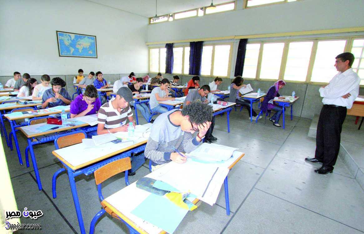 نتائج امتحانات البكالوريا 2015 المغرب الدورة العادية