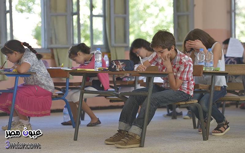 نتائج شهادة التعليم الابتدائي 2015 السانكيام برقم التسجيل الجزائر