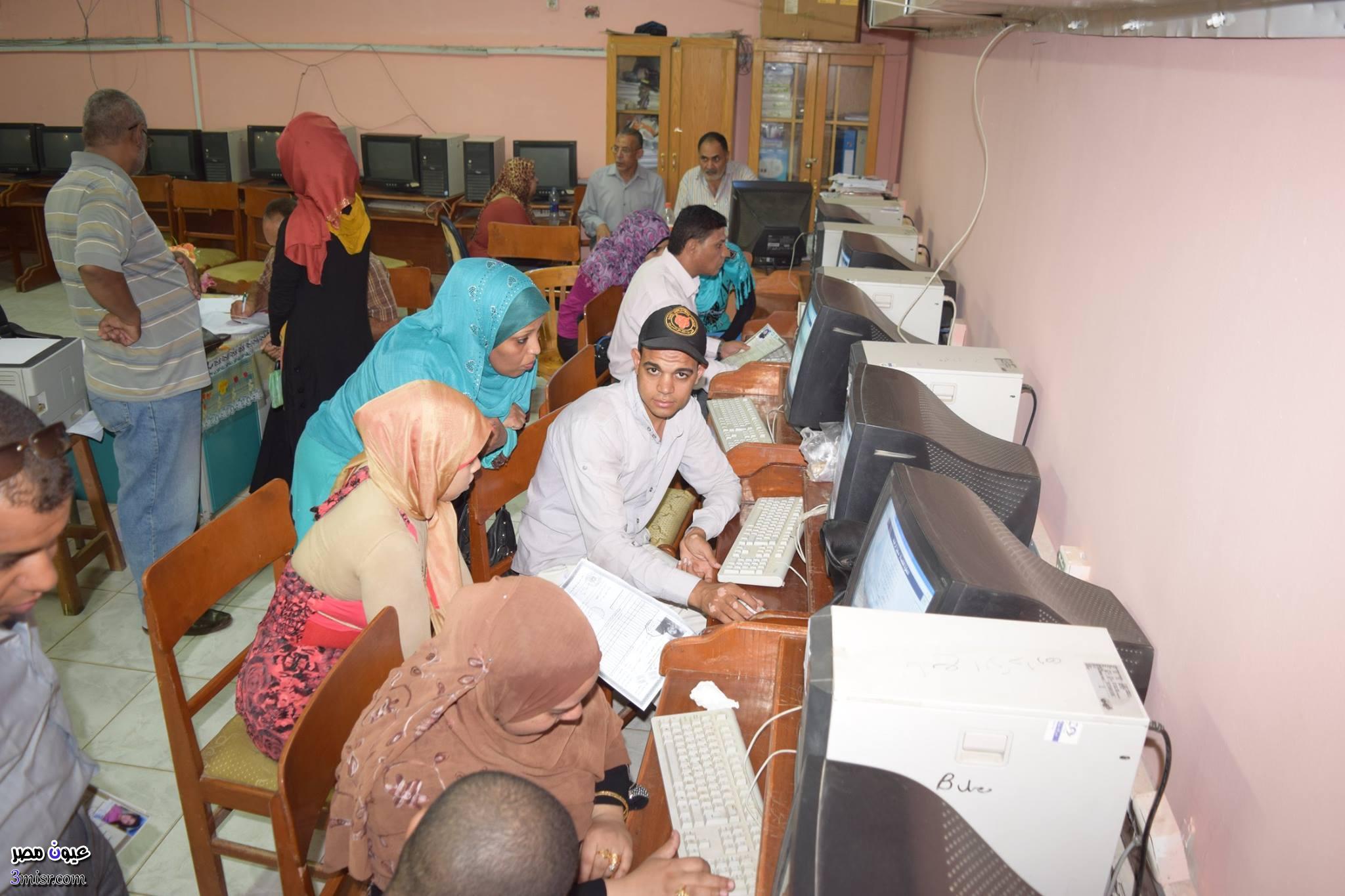 بوابة الحكومة المصرية الالكترونية نتيجة التنسيق المرحلة الثالثة 2016