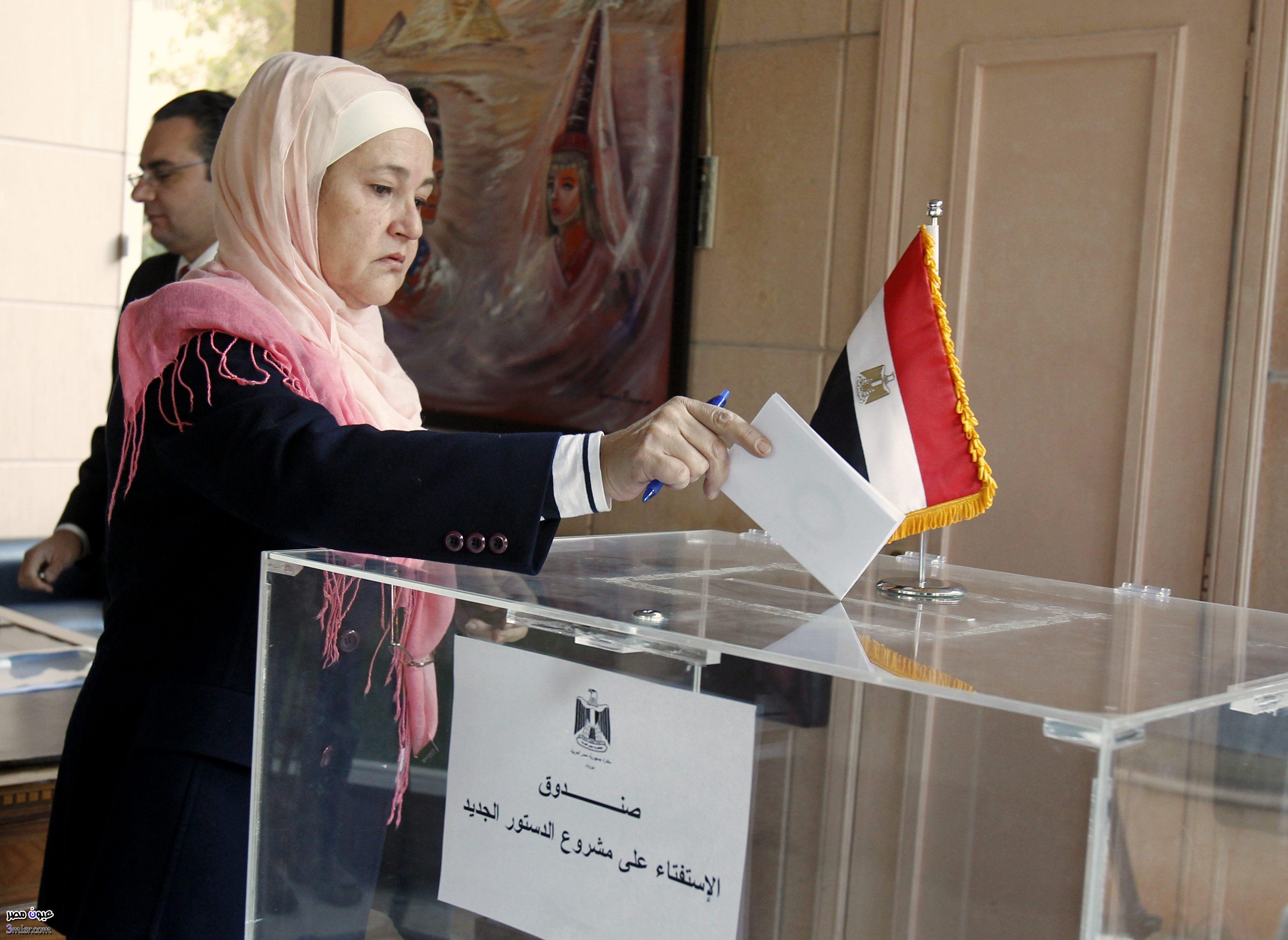 اللجنة العليا للانتخابات مجلس النواب