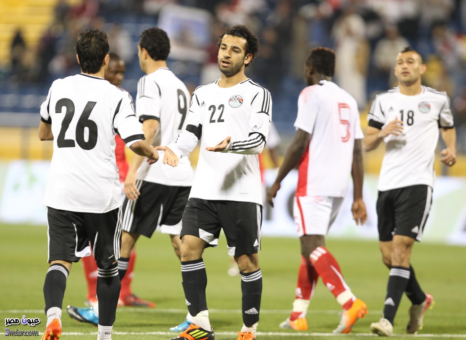 مباراة منتخب مصر وزامبيا اليوم