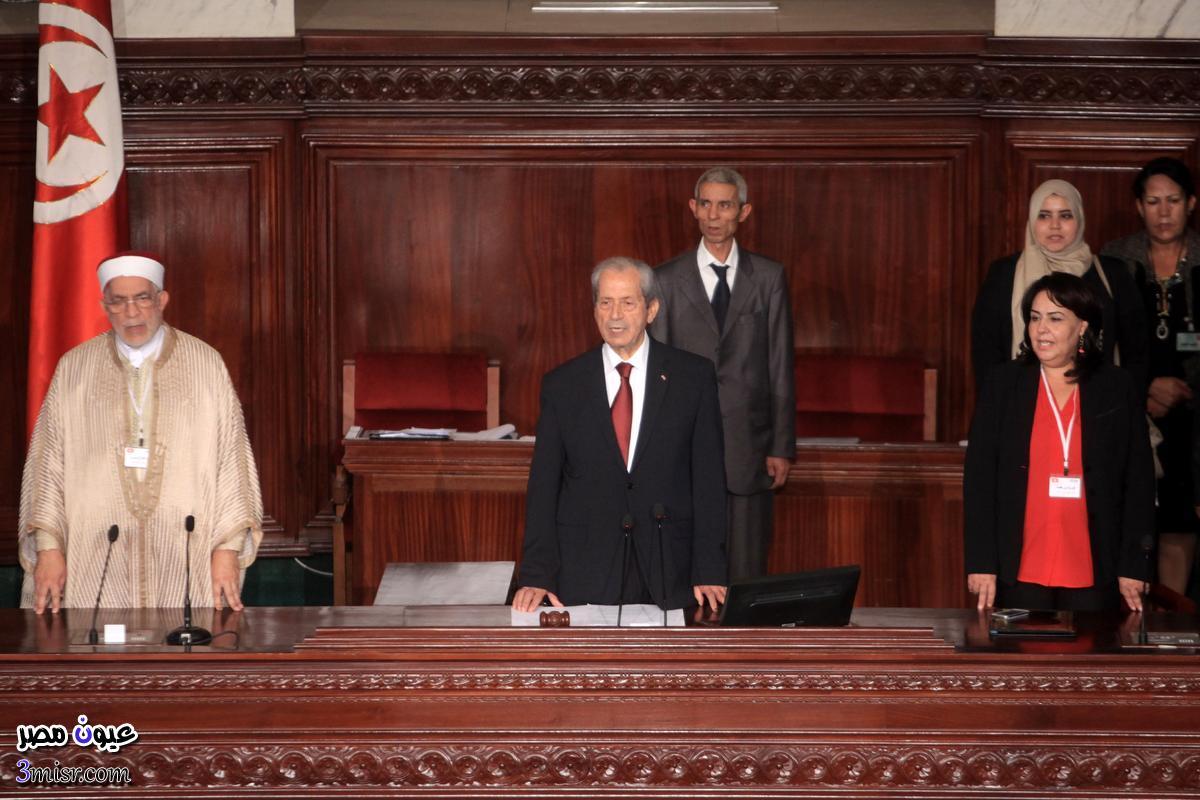 البرلمان التونسي يقرأ الفاتحة على جميلة بوحيرد