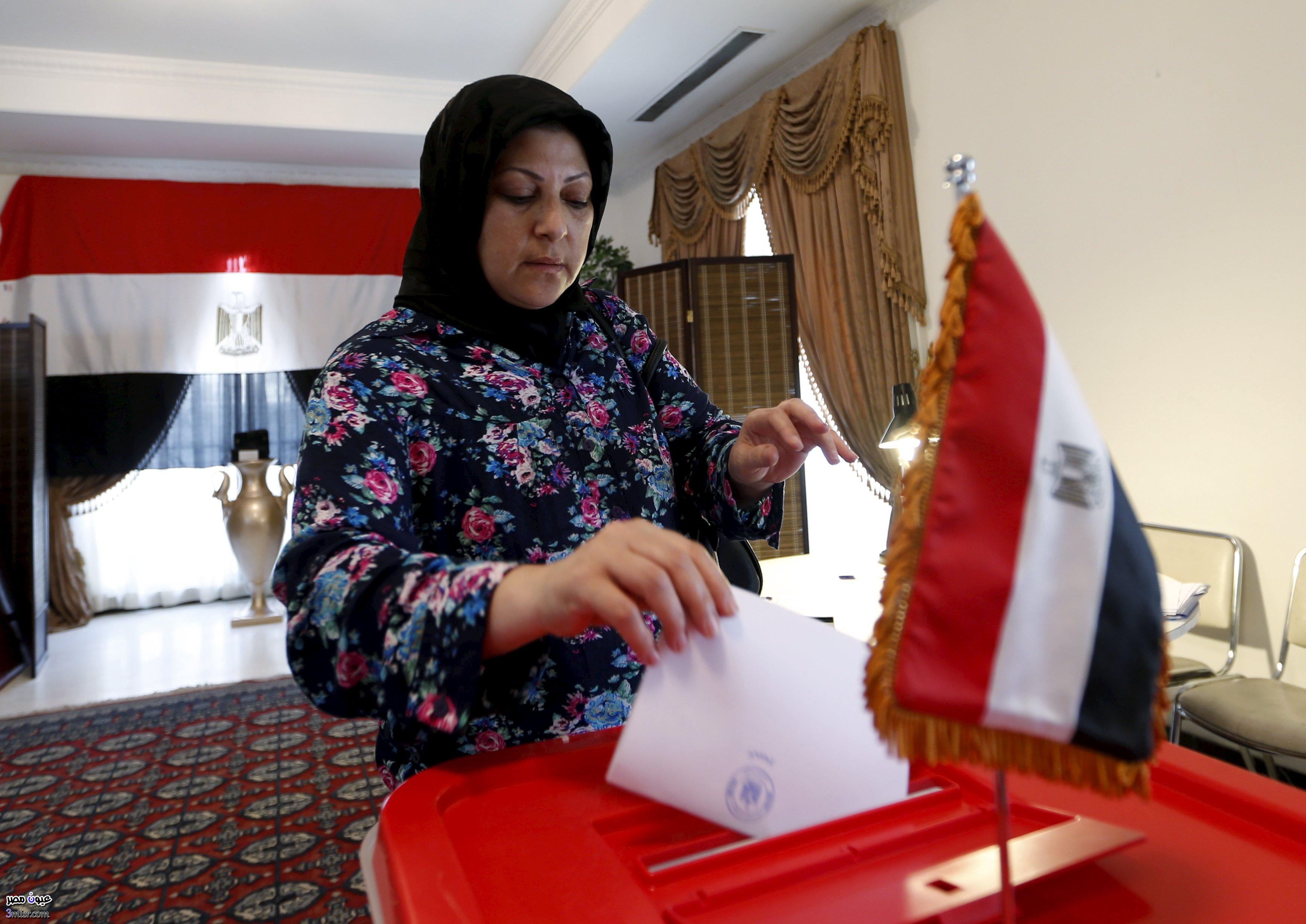 اللجنة العليا للانتخابات محافظات المرحلة الثانية