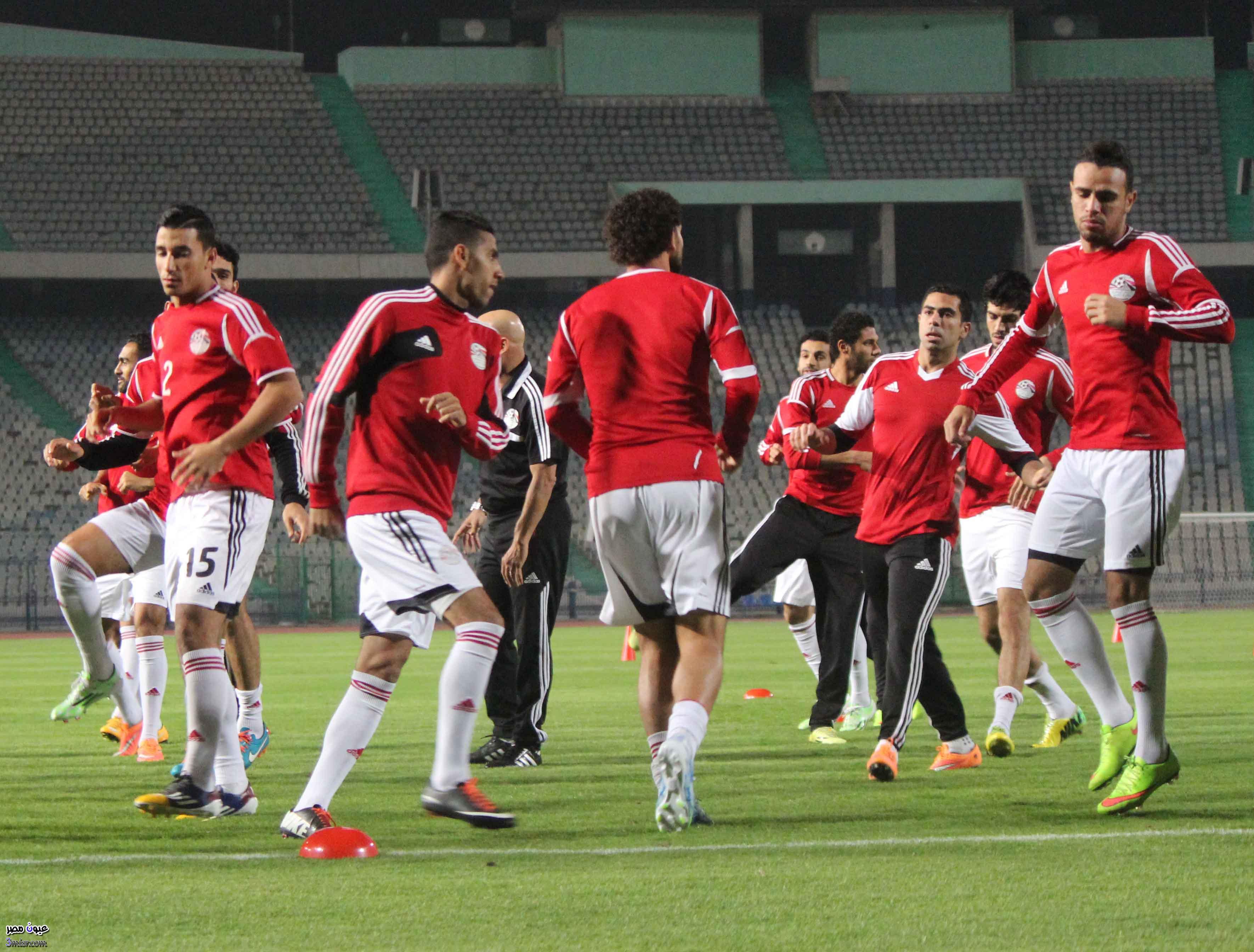مباراة منتخب مصر وتشاد اليوم