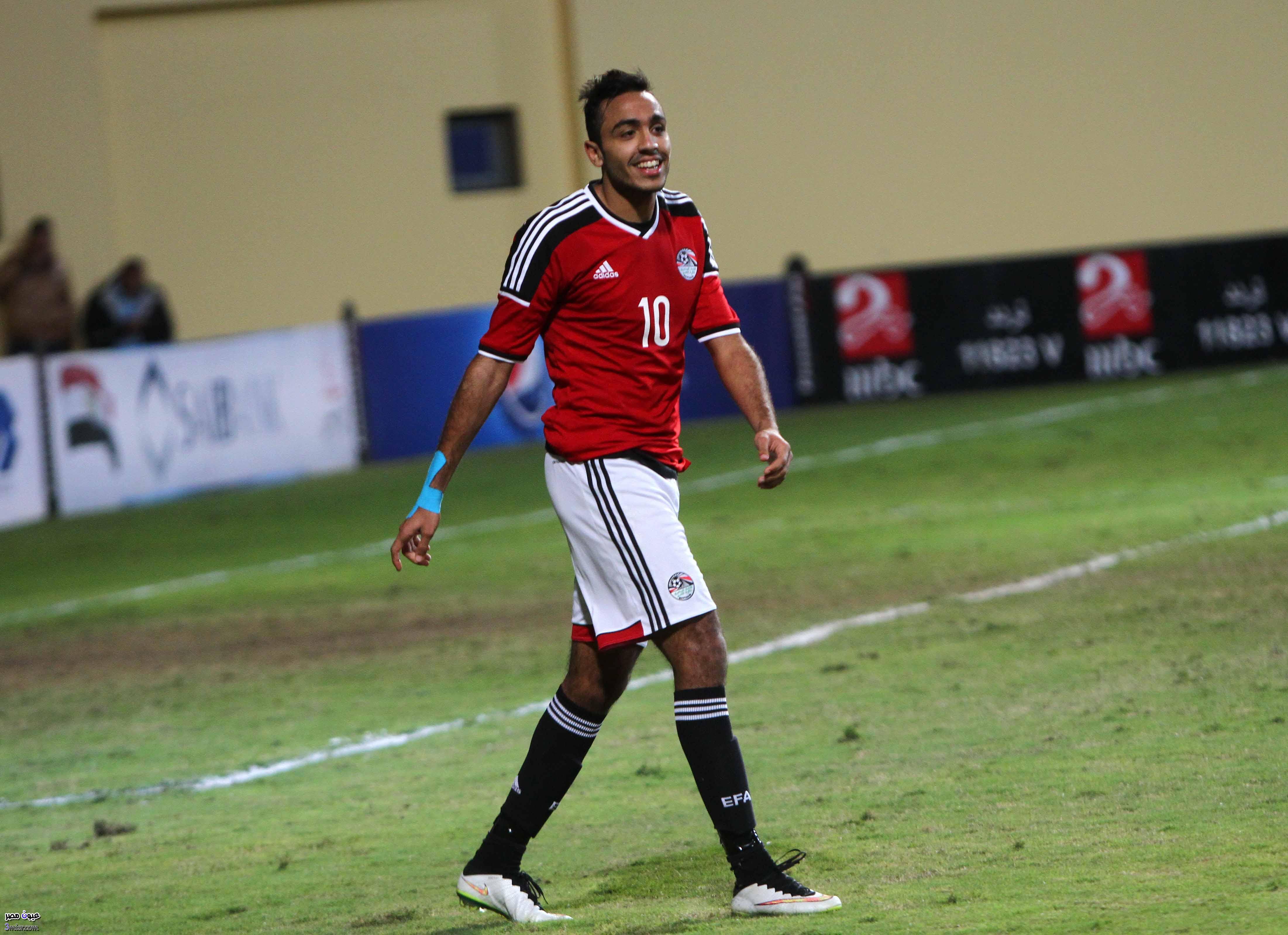مباراة منتخب مصر ونيجيريا الاولمبي