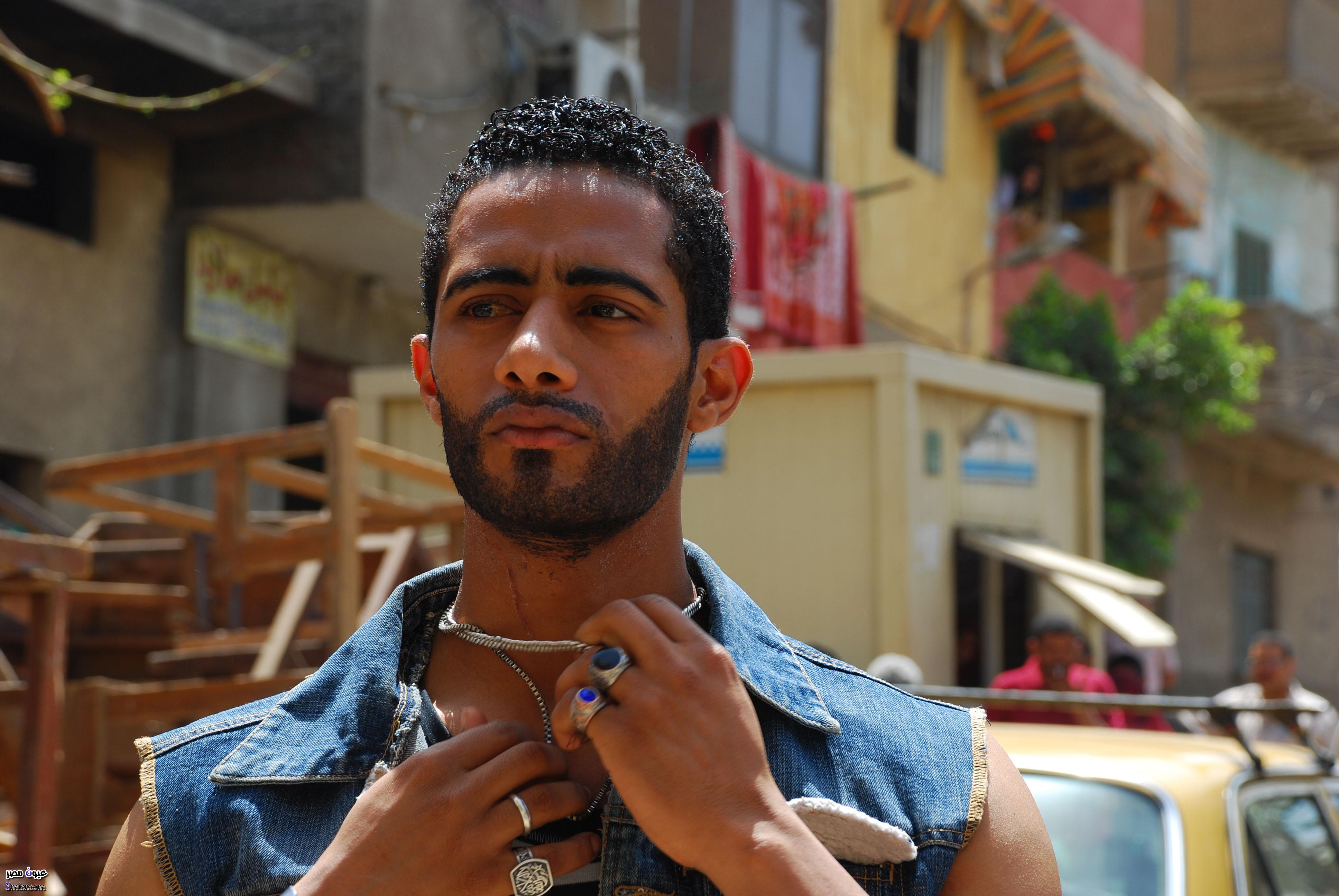 محمد رمضان والشيخ خالد الجندي