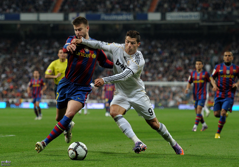 مباراة ريال مدريد وبرشلونة اليوم