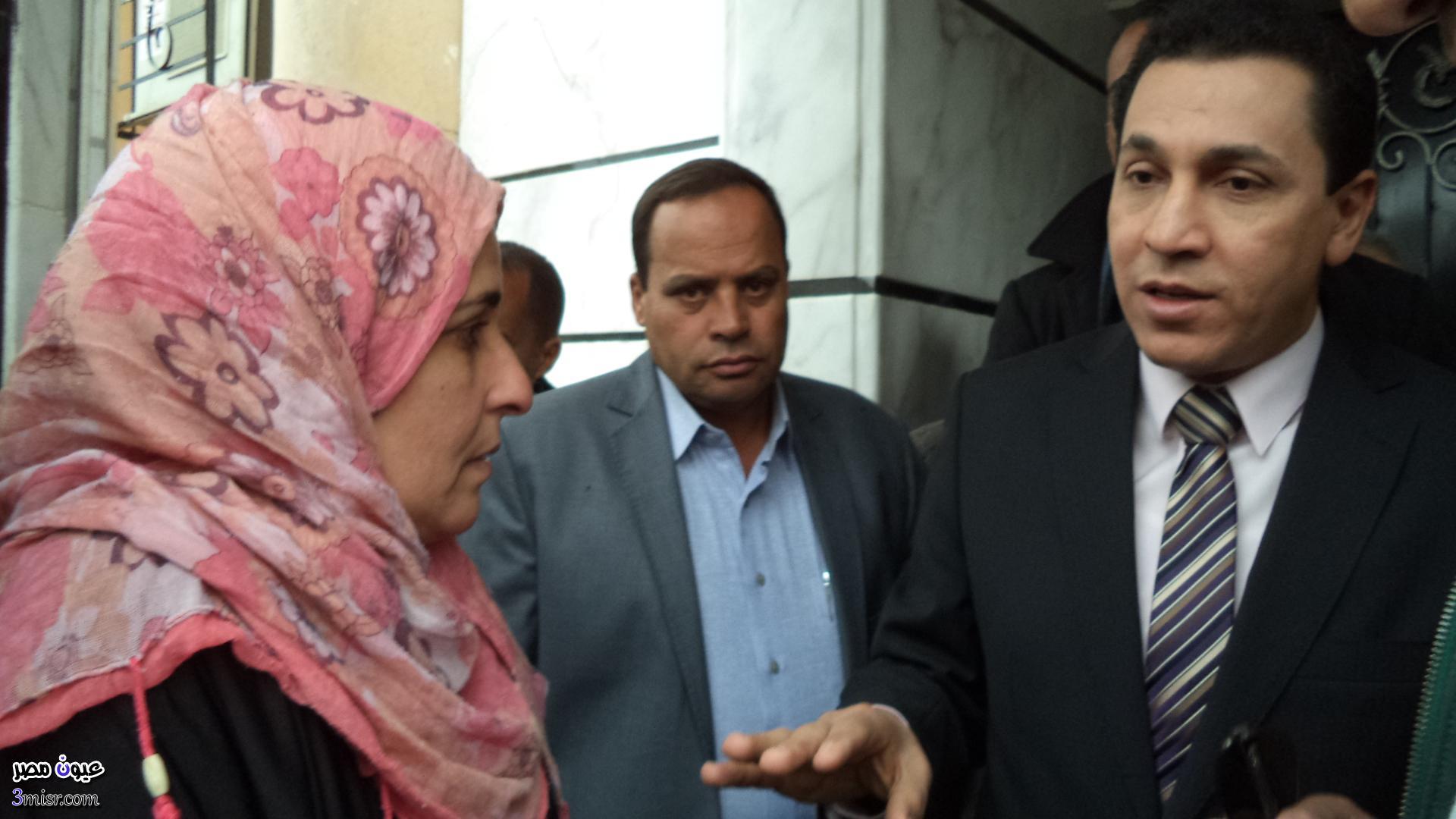 اقالة الدكتور رضا عبد السلام محافظ الشرقية