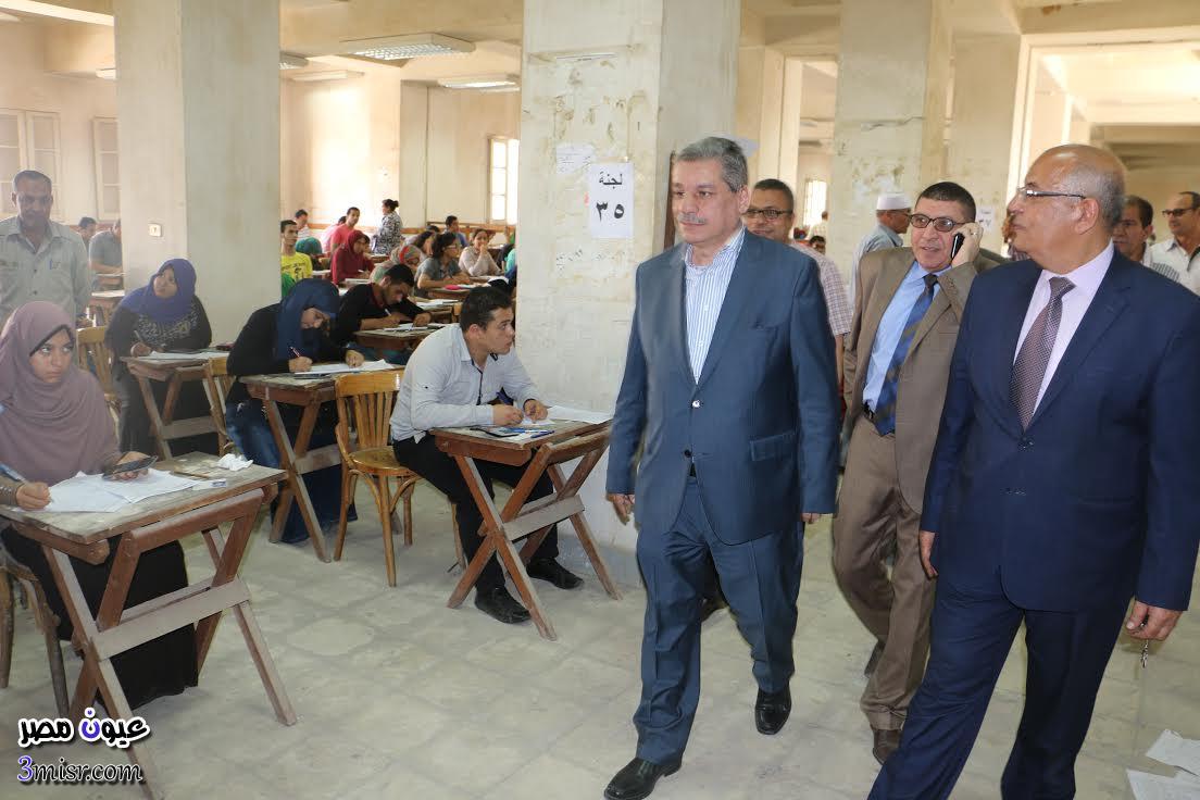 نتائج امتحانات كليات التعليم المفتوح 2015 جامعة القاهرة