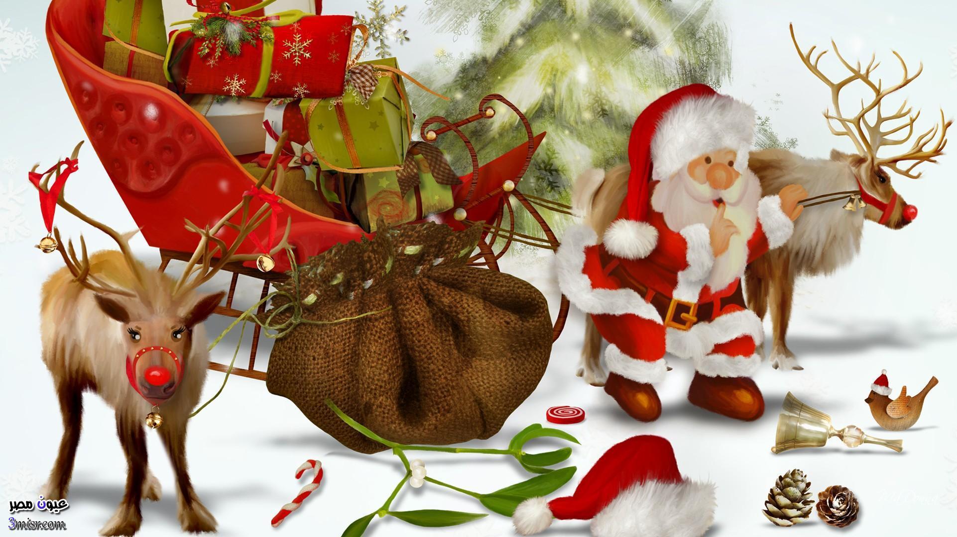 هدايا بابا نويل فى الكريسماس 2016