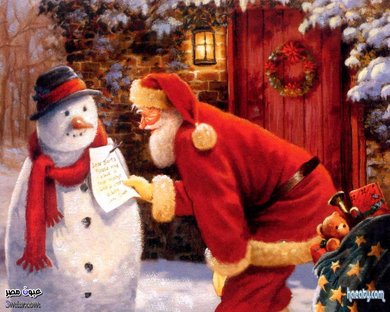 هدايا بابا نويل