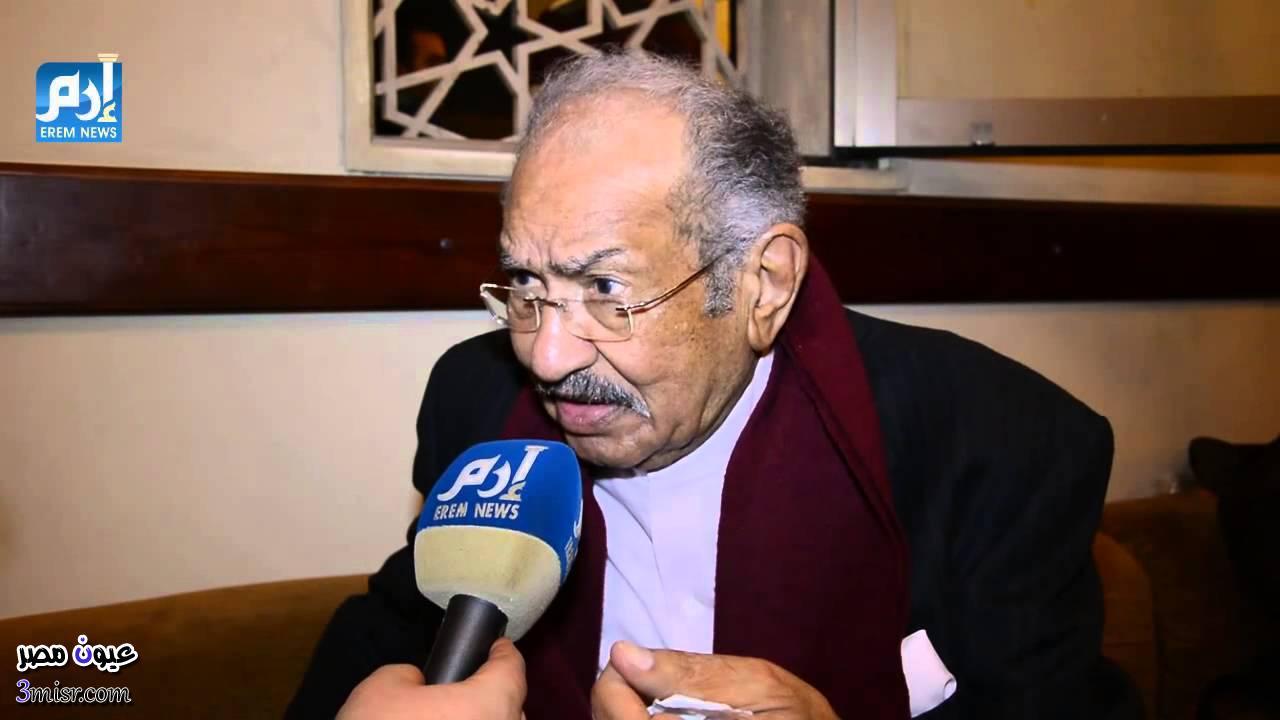 جنازة الفنان حمدي احمد
