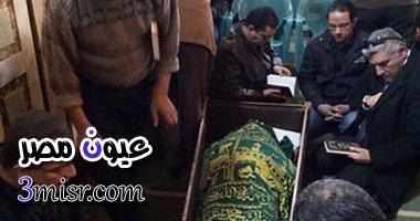 جنازة ممدوح عبد العليم