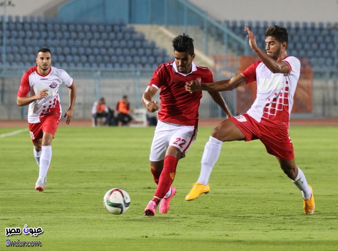 توقيت مباراة الاهلي والداخلية اليوم الدوري المصري 2016