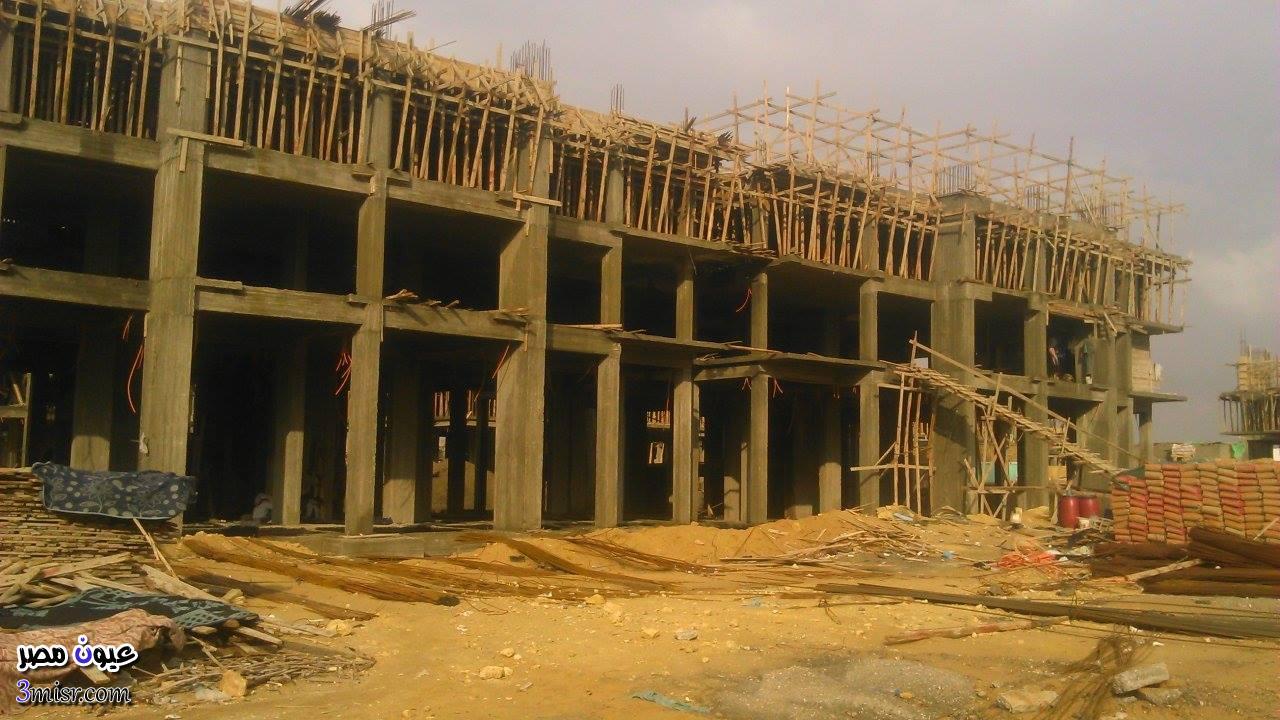 مشروع دار مصر المرحلة الثانية