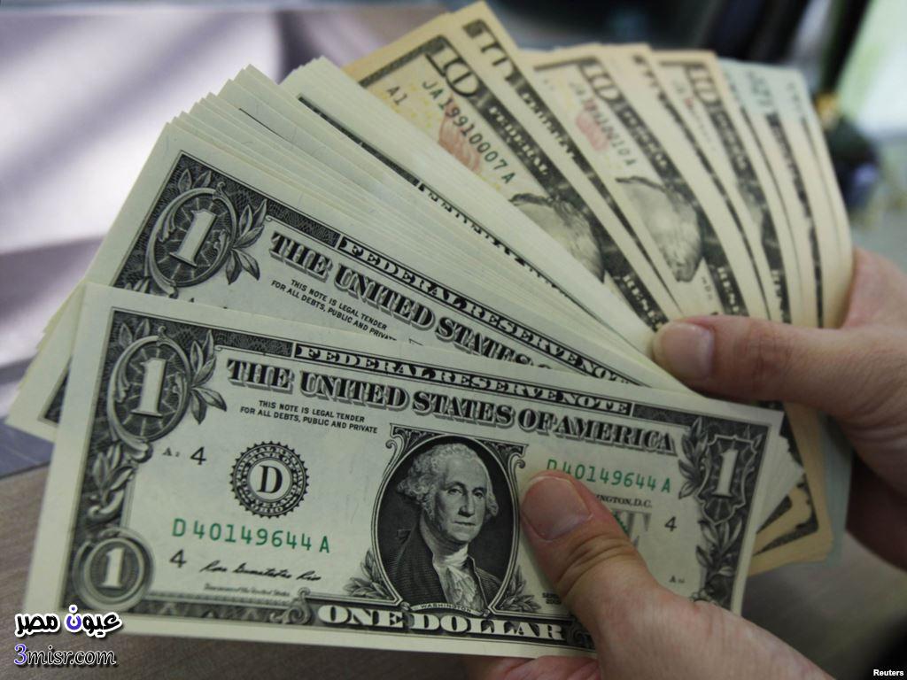 اسعار العملات اليوم الدولار الامريكي مقابل الجنية