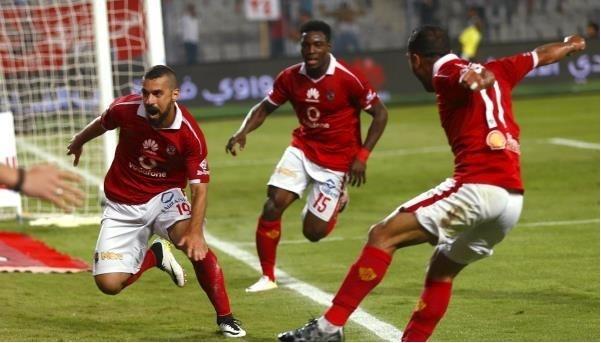 مباراة الاهلى والوداد المغربي