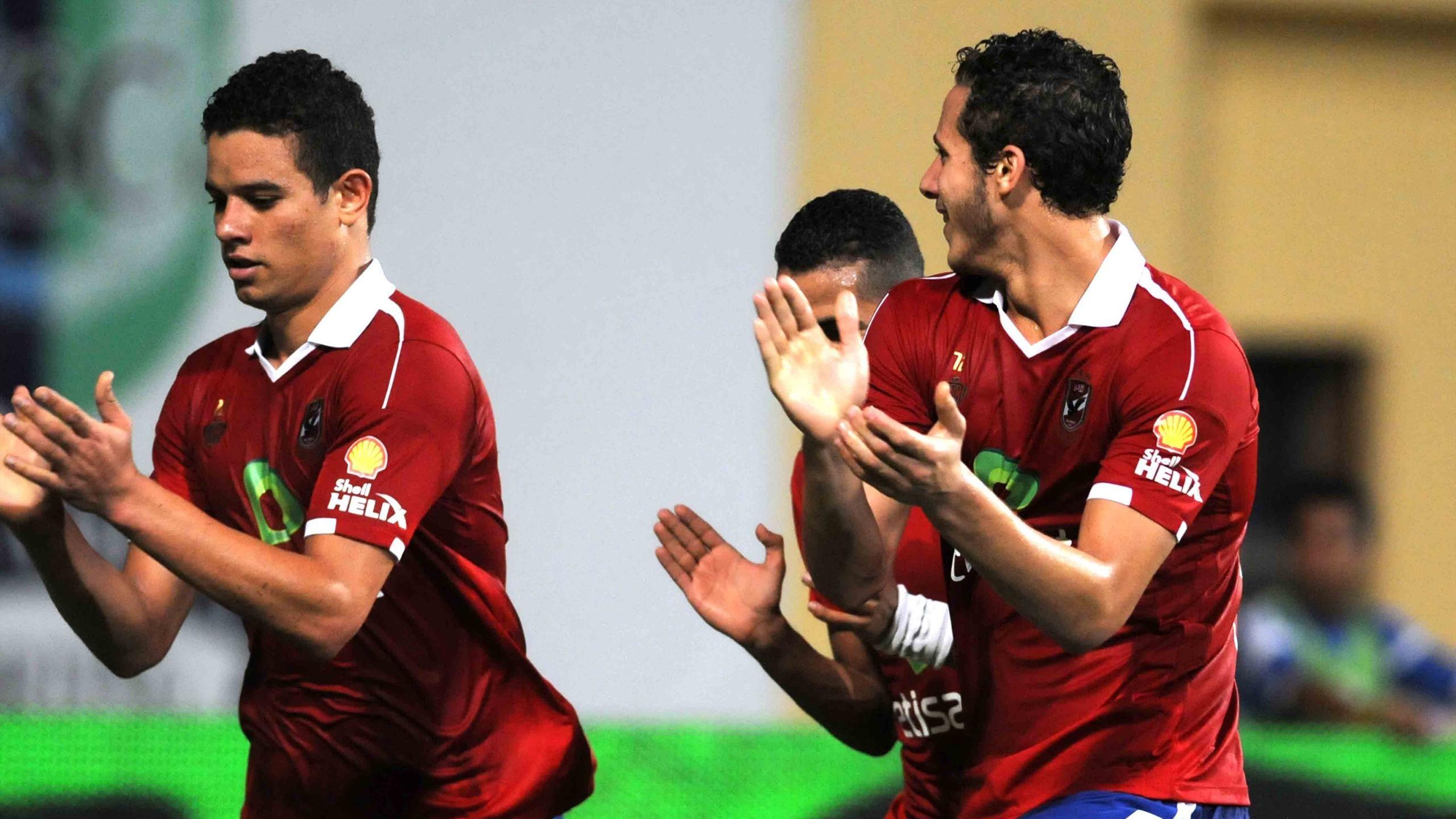 موعد مباراة الاهلي والوداد المغربي اليوم