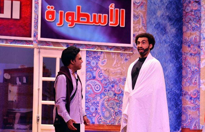 مسرح مصر الموسم الثاني الحلقة الاولى 2016