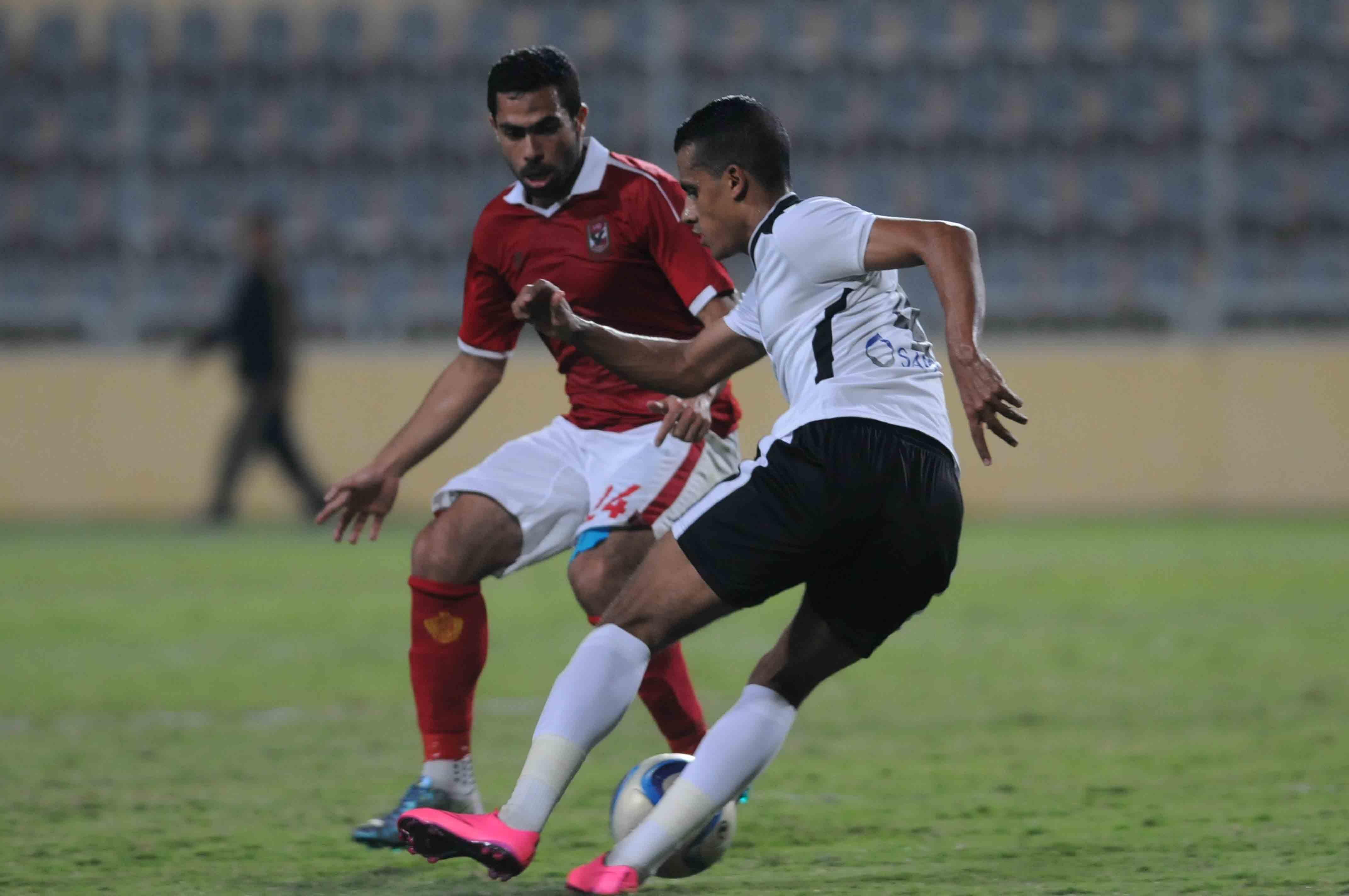 موعد مباراة الاهلي وطلائع الجيش بتوقيت القاهرة