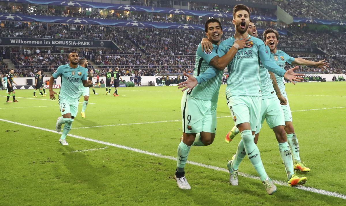 موعد مباراة برشلونة وبوروسيا مونشنغلادباخ