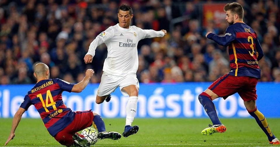 موعد مباراة برشلونة وريال مدريد الكلاسيكو 2017